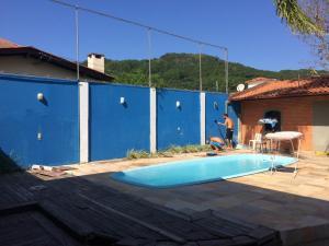Blue House Floripa, Дома для отпуска  Флорианополис - big - 6