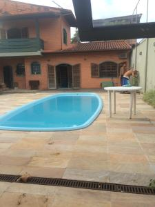 Blue House Floripa, Дома для отпуска  Флорианополис - big - 5