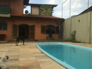 Blue House Floripa, Дома для отпуска  Флорианополис - big - 3