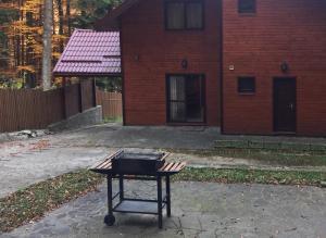 Villa Mara, Villák  Sinaia - big - 26