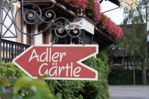 Hotel Gasthaus Adler, Hotely  Glottertal - big - 29