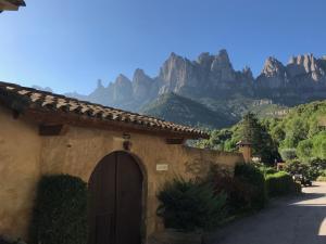Montserrat La Calsina, Vidiecke domy  Monistrol - big - 1