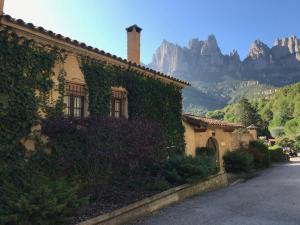 Montserrat La Calsina, Vidiecke domy  Monistrol - big - 13