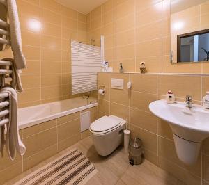 Tampa Gardens - Mountain View Apartment, Appartamenti  Braşov - big - 10