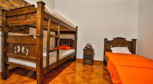 Hostal Casa Maranatha, Hostelek  Socorro - big - 2