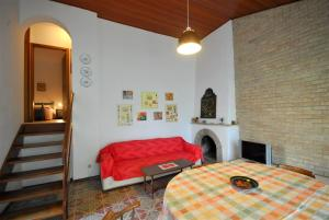 Villa Francesca, Дома для отпуска  Линьяно-Саббьядоро - big - 3