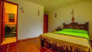 Hostal Casa Maranatha, Hostelek  Socorro - big - 4