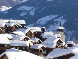 Chalet Etoile, Alpesi faházak  Grimentz - big - 13