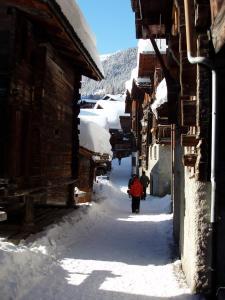 Chalet Etoile, Alpesi faházak  Grimentz - big - 12