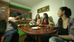Hostal Casa Maranatha, Hostelek  Socorro - big - 17