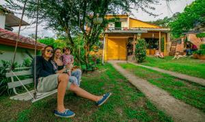 Hostal Casa Maranatha, Hostelek  Socorro - big - 20