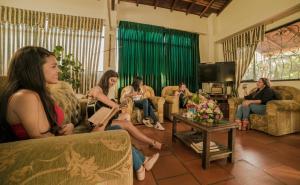 Hostal Casa Maranatha, Hostelek  Socorro - big - 19