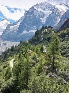 Chalet Etoile, Alpesi faházak  Grimentz - big - 18