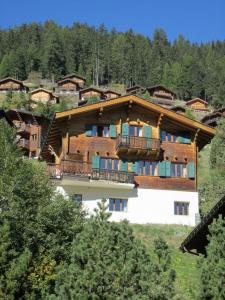 Chalet Etoile, Alpesi faházak  Grimentz - big - 20
