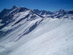 Chalet Etoile, Alpesi faházak  Grimentz - big - 23