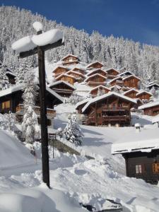 Chalet Etoile, Alpesi faházak  Grimentz - big - 4