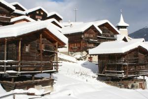 Chalet Etoile, Alpesi faházak  Grimentz - big - 10