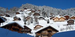 Chalet Etoile, Alpesi faházak  Grimentz - big - 9