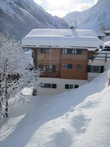 Chalet Etoile, Alpesi faházak  Grimentz - big - 7