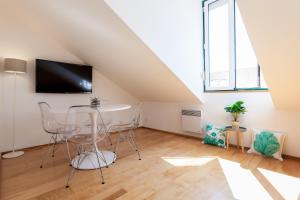 Principe Real Apartment, Apartmány  Lisabon - big - 1