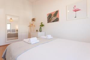Principe Real Apartment, Appartamenti  Lisbona - big - 10
