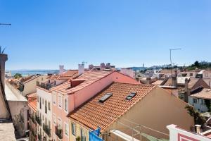 Principe Real Apartment, Appartamenti  Lisbona - big - 13