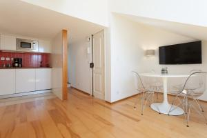 Principe Real Apartment, Apartmány  Lisabon - big - 15