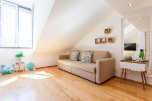 Principe Real Apartment, Apartmány  Lisabon - big - 17