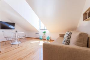 Principe Real Apartment, Apartmány  Lisabon - big - 18