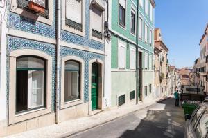 Principe Real Apartment, Apartmány  Lisabon - big - 25