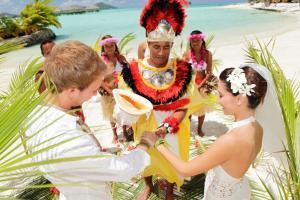 Bora Bora Pearl Beach Resort & Spa, Курортные отели  Бора-Бора - big - 67