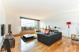 NEW 2 Bedroom Flat In Oval Well Connected to City!, Apartmanok  London - big - 19