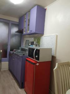 Feel Home Apt 3min walk from subway, Apartments  Seoul - big - 14