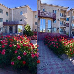 Hotel Ark MS, Hotely  Taraz - big - 62