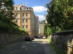 Apartment Moravská, Apartmanok  Karlovy Vary - big - 2