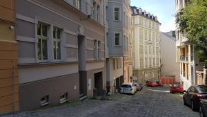 Apartment Moravská, Apartmanok  Karlovy Vary - big - 19
