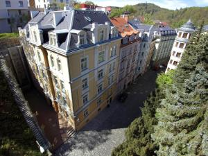 Apartment Moravská, Apartmanok  Karlovy Vary - big - 12