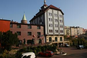 Hotel-Restauracja Spichlerz, Hotely  Stargard - big - 1