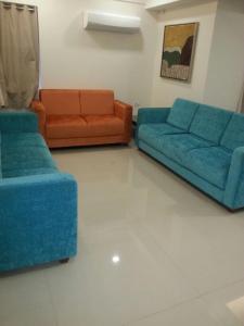 Luxurious Duplex Apartment, Banjara Hills, Appartamenti  Hyderabad - big - 22