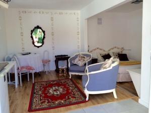 Charming Garden Studio, Апартаменты  Кейптаун - big - 8