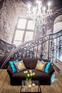 SHR Romeo's Apartment, Апартаменты  Будапешт - big - 1