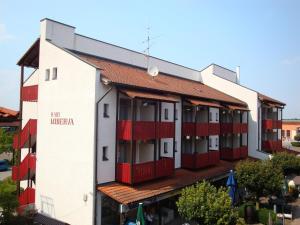 Apparthotel Minerva Diana Octavia