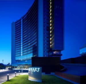 Отель Хаятт Ридженси - фото 2