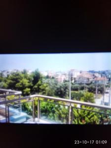 Sunny cozy apartment near port and airport, Apartmány  Rafina - big - 9