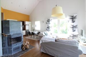 6 room apartment in Porvoo - Hevosenkenkä 7, Apartmány  Porvoo - big - 10