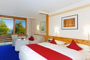 Yachthotel Chiemsee, Hotely  Prien am Chiemsee - big - 31