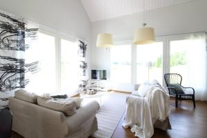 6 room apartment in Porvoo - Hevosenkenkä 7, Apartmány  Porvoo - big - 13