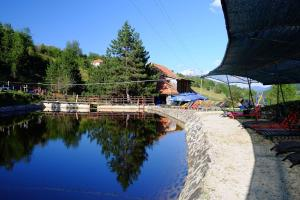 Ethno Bungallows Boškova Voda, Alpesi faházak  Zlatibor - big - 65