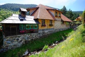 Ethno Bungallows Boškova Voda, Alpesi faházak  Zlatibor - big - 68