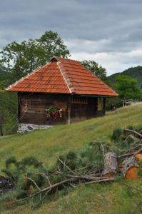 Ethno Bungallows Boškova Voda, Alpesi faházak  Zlatibor - big - 100
